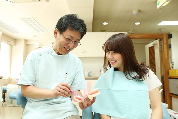 軽度歯周病治療